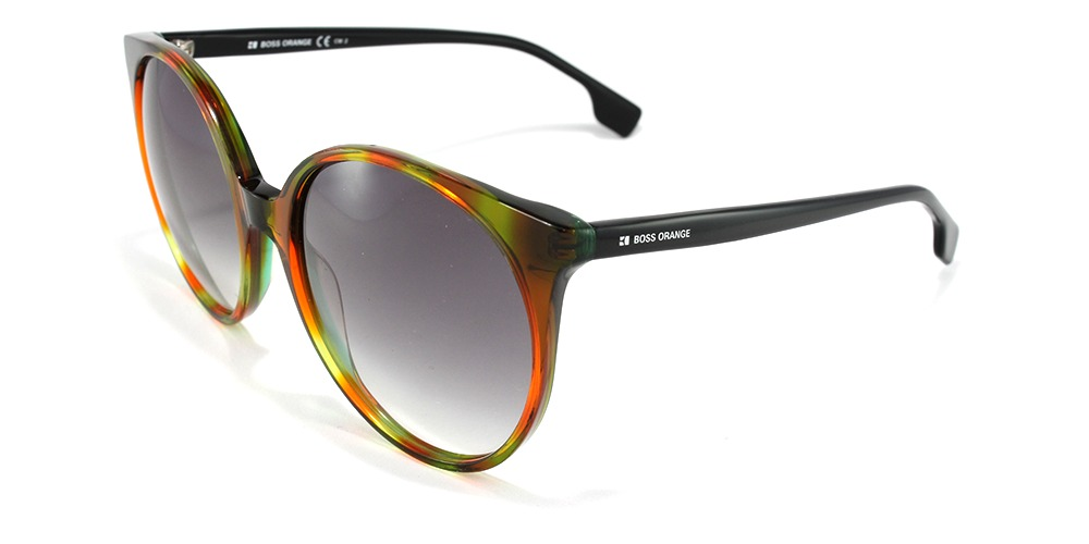 aa364925b5f0c Óculos De Sol Feminino Boss Orange Hugo Boss 0034 - R  249,99 em ...