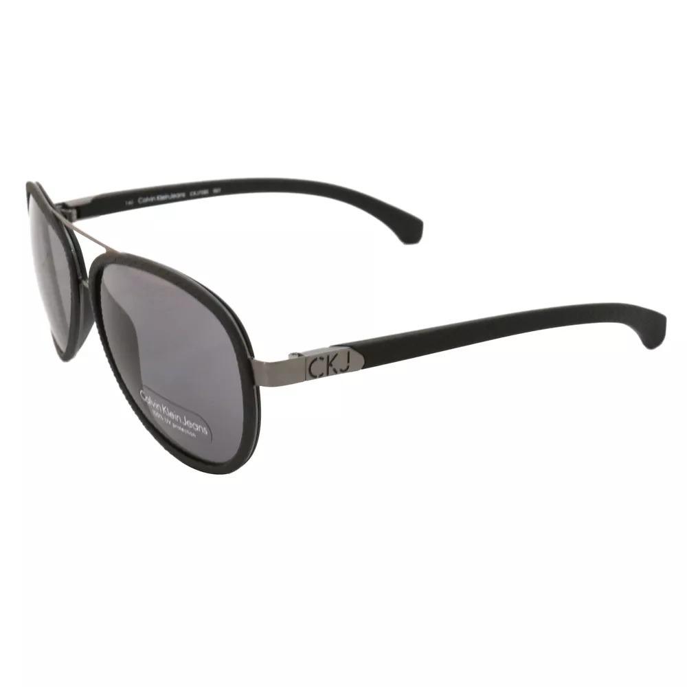 Óculos De Sol Masculino Calvin Klein Ckj758s 001 - R  130,00 em ... 430d88f9c2