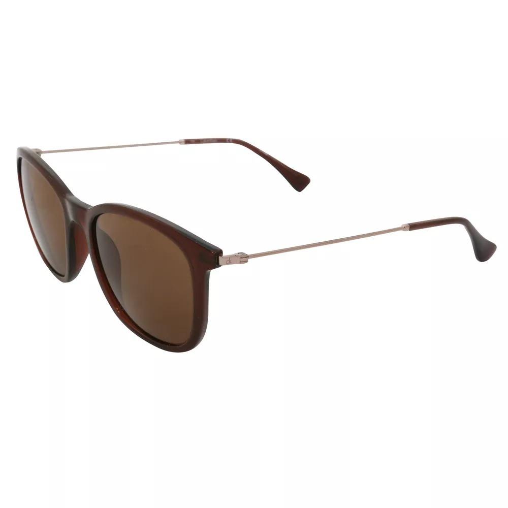 675ed142549bd Óculos De Sol Feminino Calvin Klein - Ck3173s 201 - R  150
