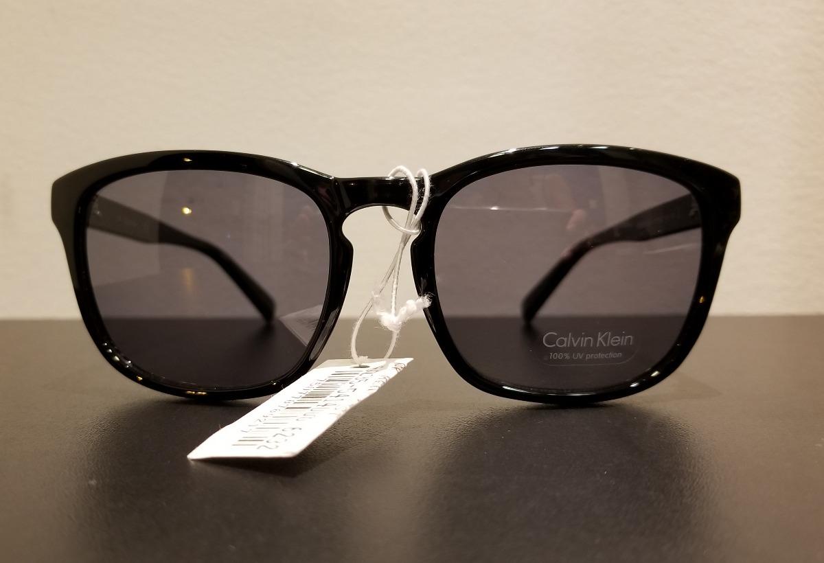0f7e15204383d óculos sol calvin klein preto básico r720s original unissex. Carregando zoom .