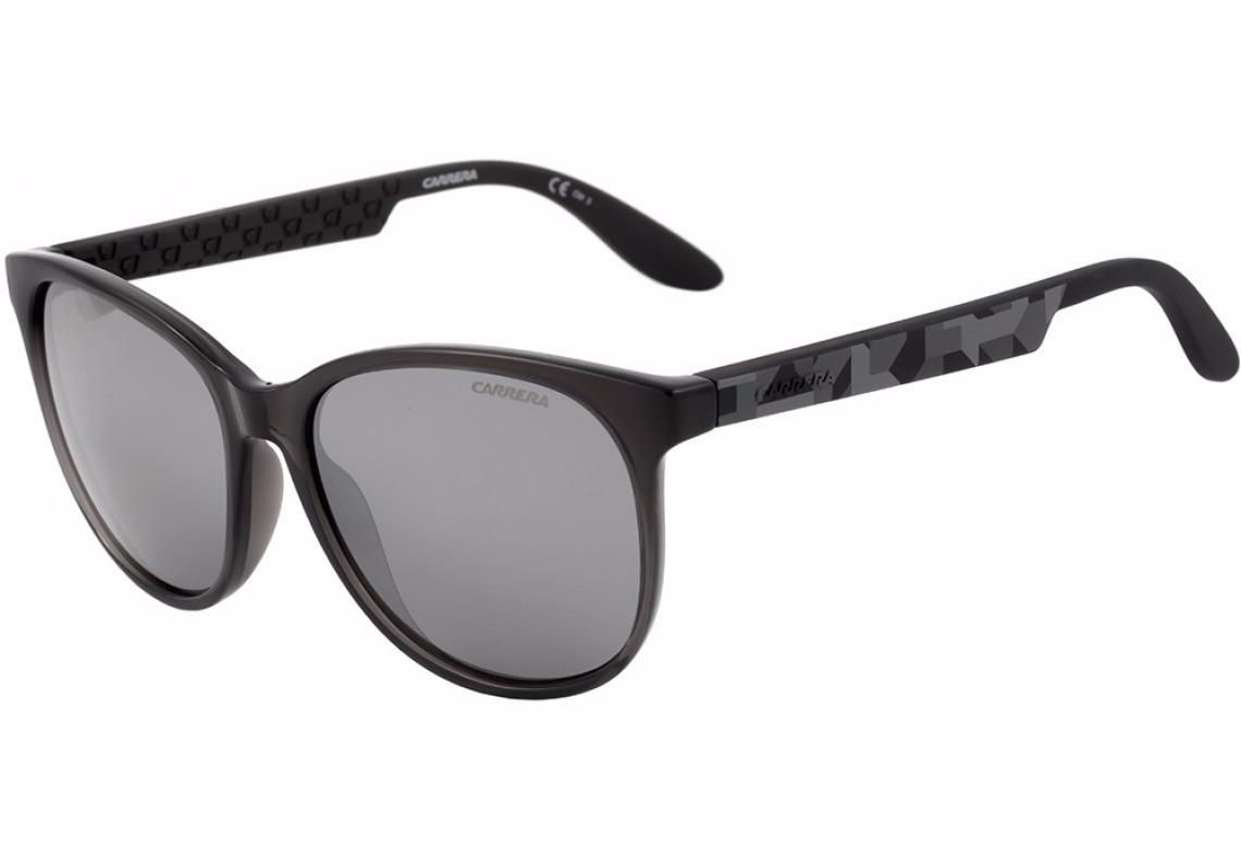 Óculos De Sol Carrera 5001 - Cinza E Preto - 6z9 56sf - R  390,00 em ... 8d65eacd20