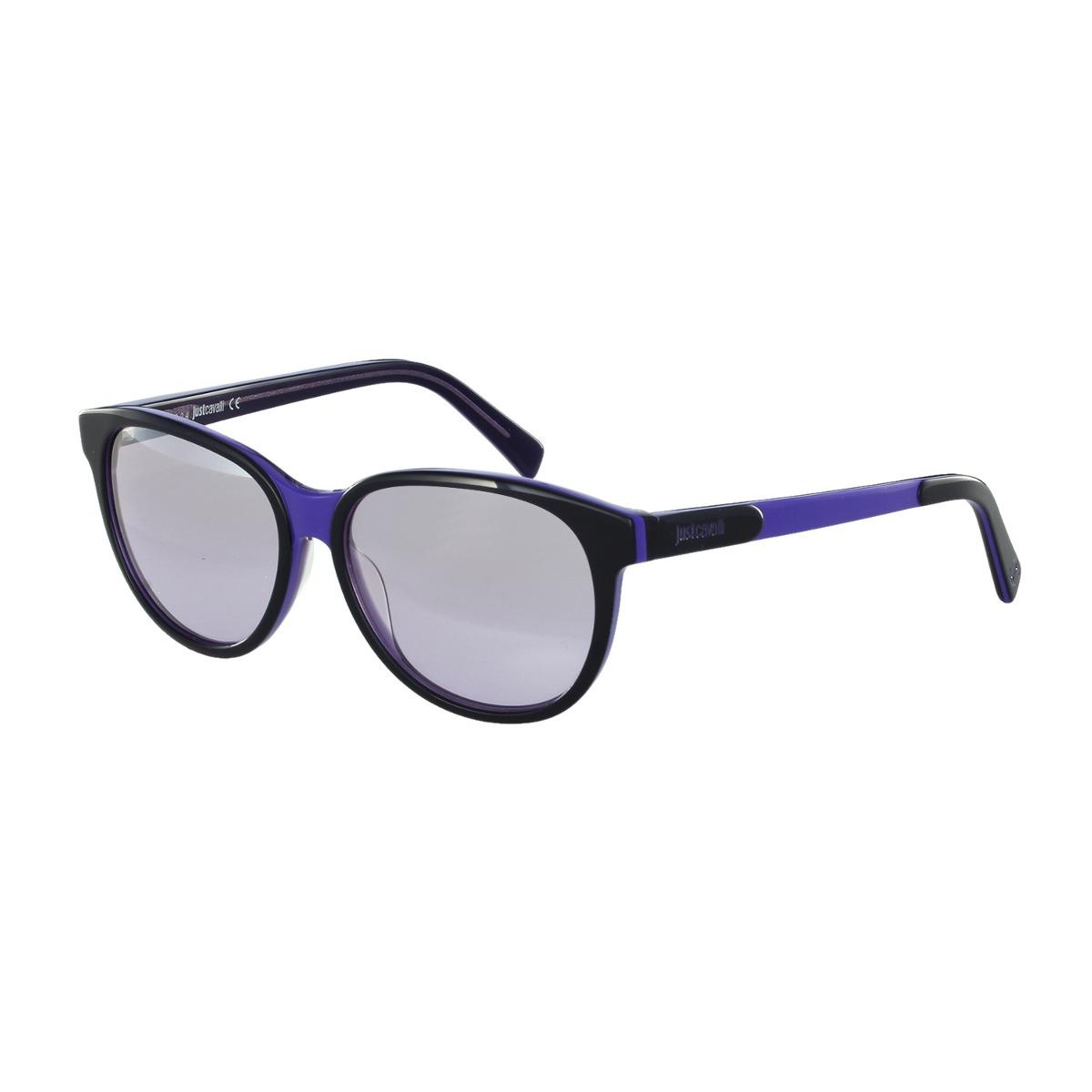a90a0eb5ff61f Óculos De Sol Just Cavalli Fashion Roxo - R  650