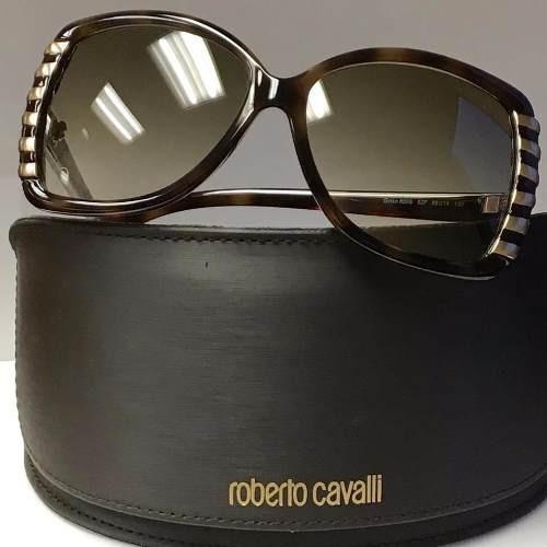 óculos feminino sol roberto cavalli marrom 659s 52f original · óculos sol  cavalli 0d04750a46