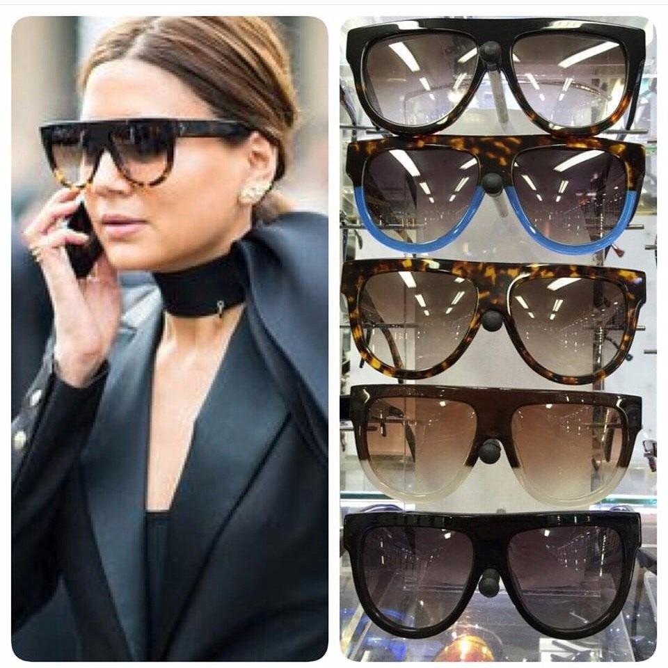 Óculos Sol Celinee Shadow - Pronta Entrega - R  70,00 em Mercado Livre c55ffa1545