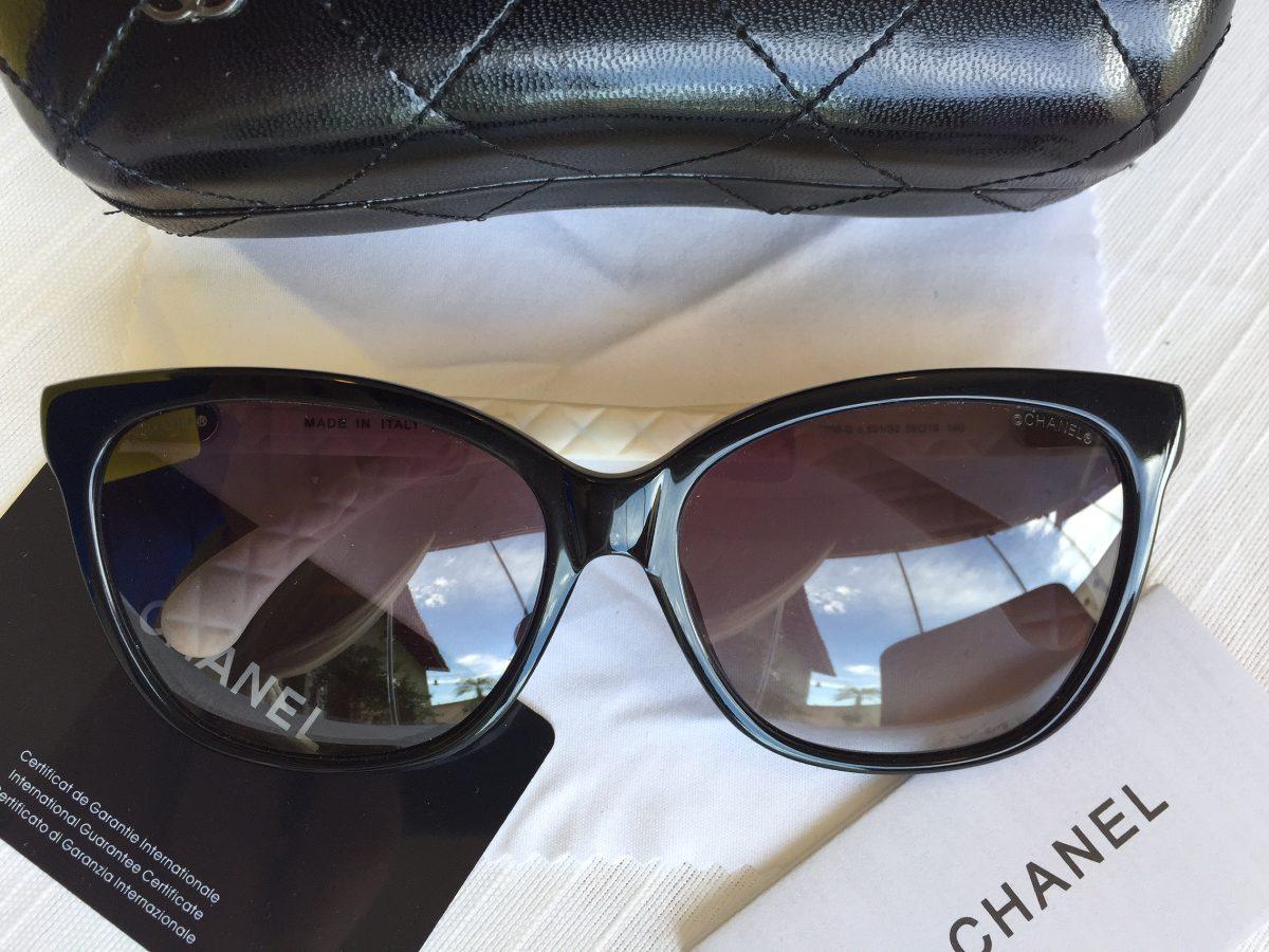 Óculos De Sol Chanel 5288 q. Original - R  700,00 em Mercado Livre 3472f0ad1c