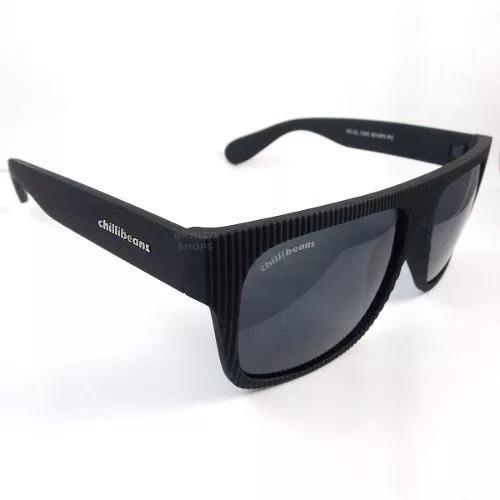 5dd61a7166fba Oculos De Sol Chilli Beans Masculino Feminino Pronta Entrega - R  57 ...