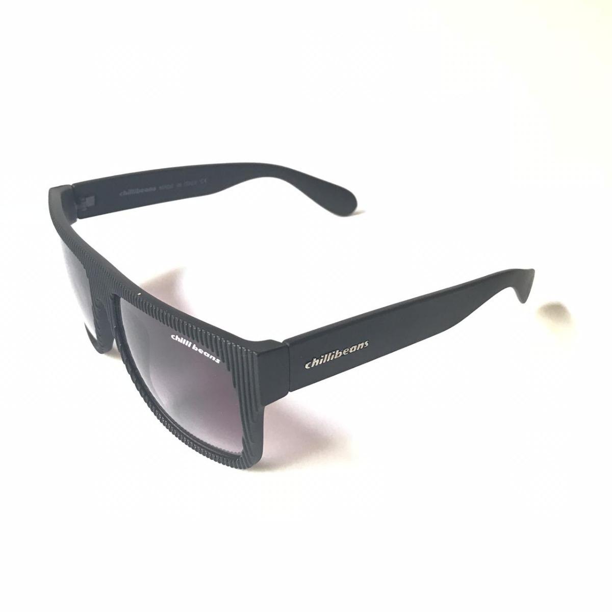 a33f2ff03 Óculos De Sol Masculino Chilli Beans Uv 400 Capa+flanela - R$ 135,99 ...