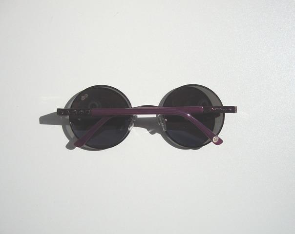 e0f0c7aa10e86 Óculos De Sol Redondos Espelhados Chilli Beans - R  84