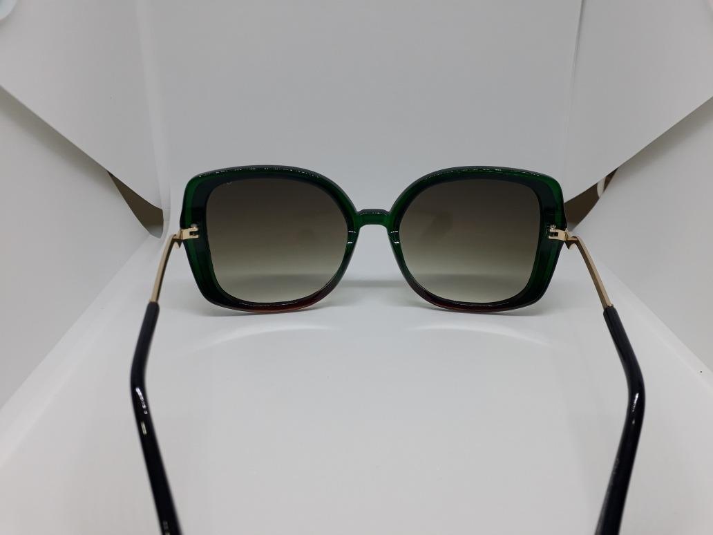 4510039c877d2 Óculos De Sol Chloé Carlina Novo - R  650