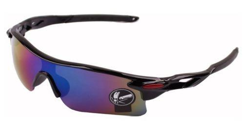 Óculos Sol Ciclismo Corrida Caminhada Bike Vôlei Praia Black - R  37,89 em Mercado  Livre 94a8559479