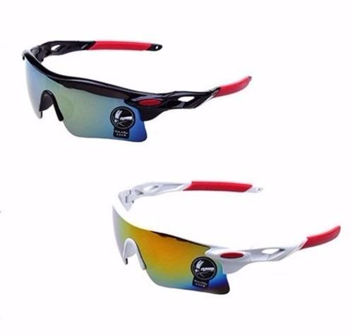 58958532f131e Óculos Sol Ciclismo Corrida Vôlei Praia Skate Melhor Preço - R  60 ...