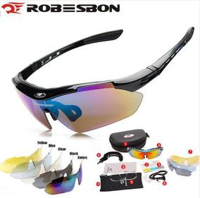 d87ddc797 Oculos De Sol Para Ciclismo Troca Lentes - Óculos para Bicicletas no  Mercado Livre Brasil