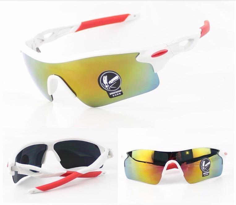 95a40b366 Oculos Sol Ciclista Ciclismo Spider Dirigir A Noite Pedalar - R$ 35 ...