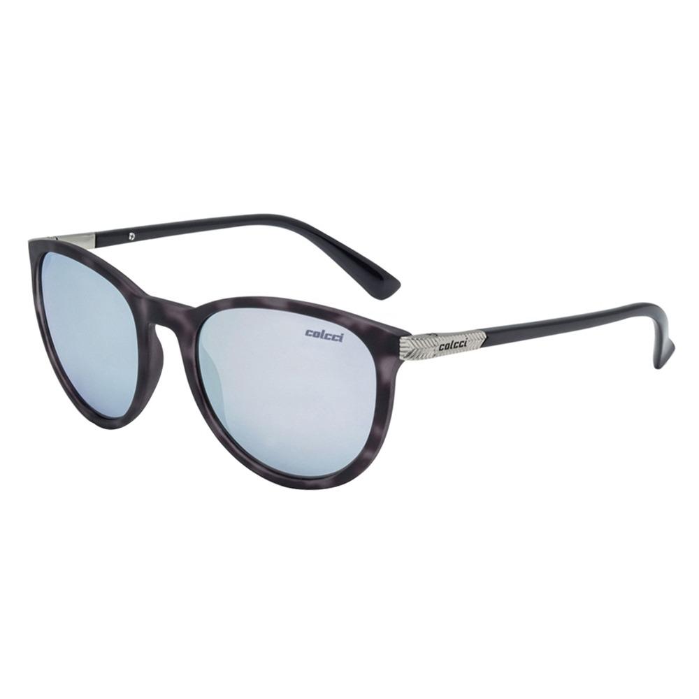 a003208a682f2 Óculos De Sol Colcci Proteção Uv Lente Prata Espelhada - R  187,10 ...