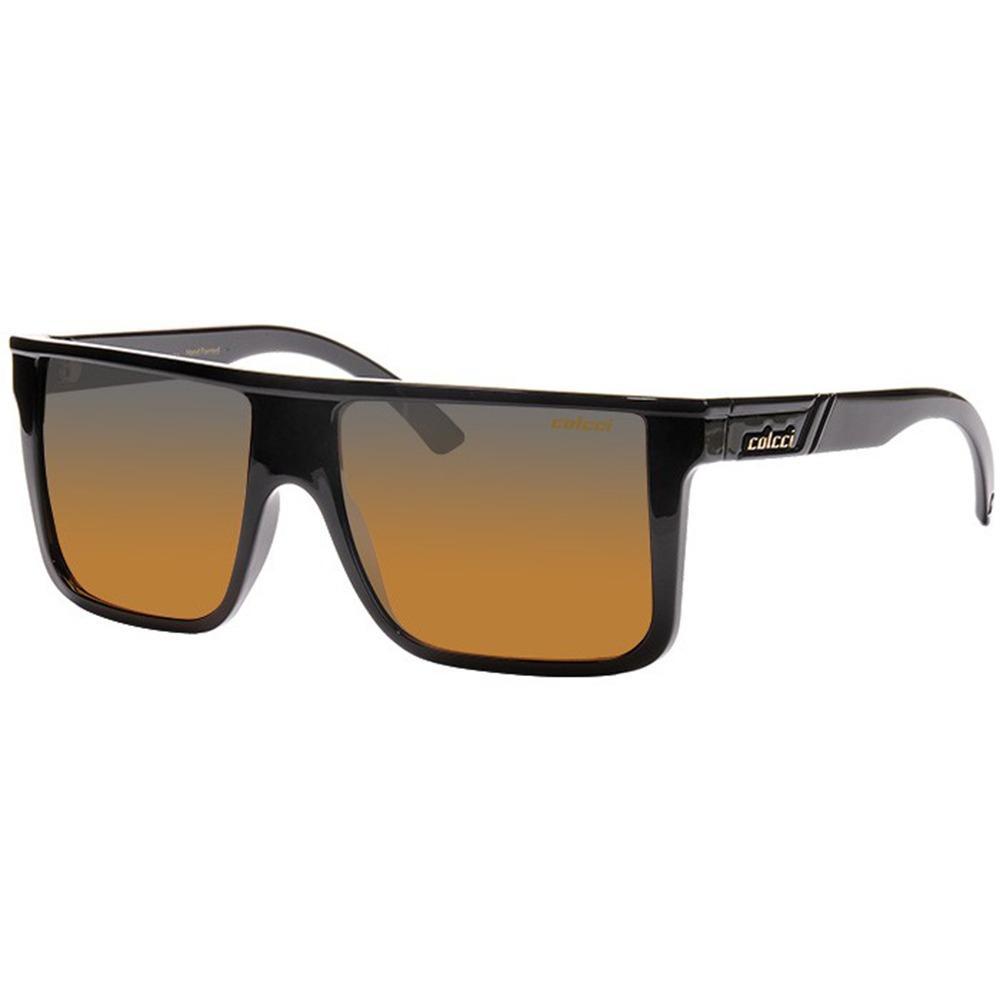 c1cfd3f740884 Oculos Sol Colcci Garnet Preto Brilhante Degrade Original - R  289 ...