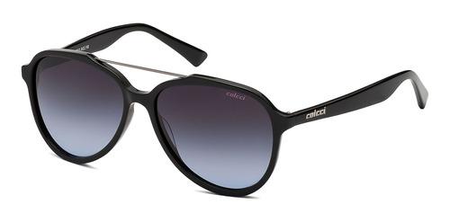 óculos sol colcci c0003a0290 unissex preto - refinado