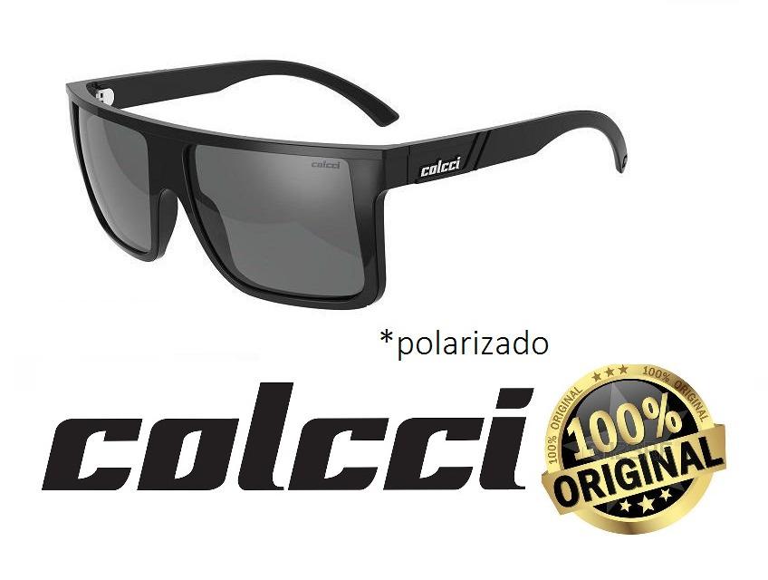 fa8664f10 óculos sol colcci garnet 501221003 preto brilho * polarizado. Carregando  zoom.