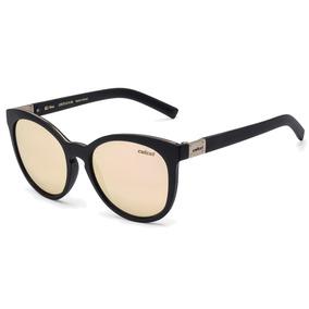 717111d2b Oculos Sol Colcci Nina Preto Fosco/l Marrom Revo C/ Nf