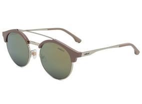 64d6e203e Oculos Sol Colcci Tarsi C0131b5496 Nude Brilho L Dourado Esp