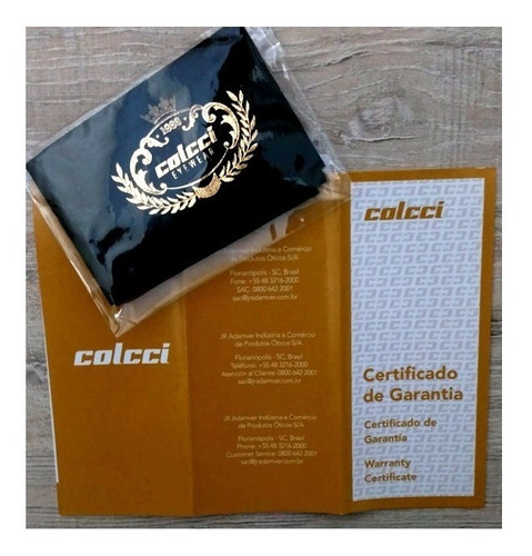 óculos sol colcci white c0094b4386 original c/nf
