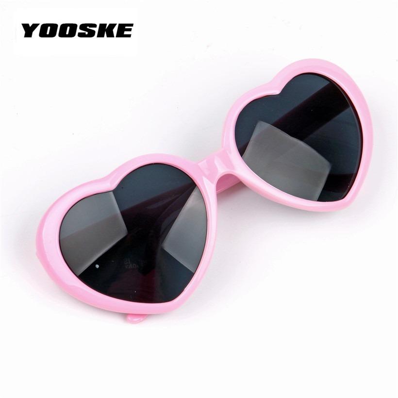 e7dde6fdf378f Óculos Sol Coração Uv400 Várias Cores  4 - R  29,00 em Mercado Livre