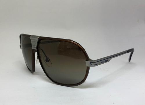 5958d314c Oculos De Sol Marca Diesel Polarizacao Italiana - R$ 359,00 em ...