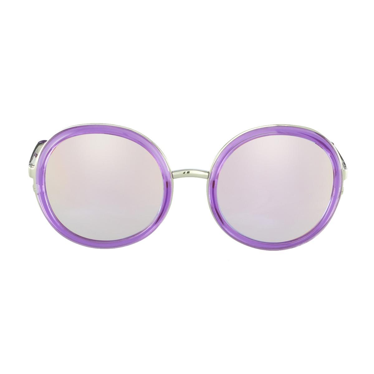 0c31ea39a7f43 Óculos De Sol Diesel Fashion Roxo - R  279,00 em Mercado Livre