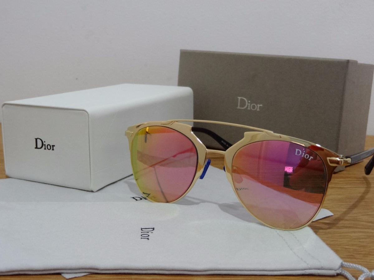 588a8e2e7dccf Carregando zoom... sol dior oculos. Carregando zoom... oculos de sol dior  reflected original completo em até 18 x !