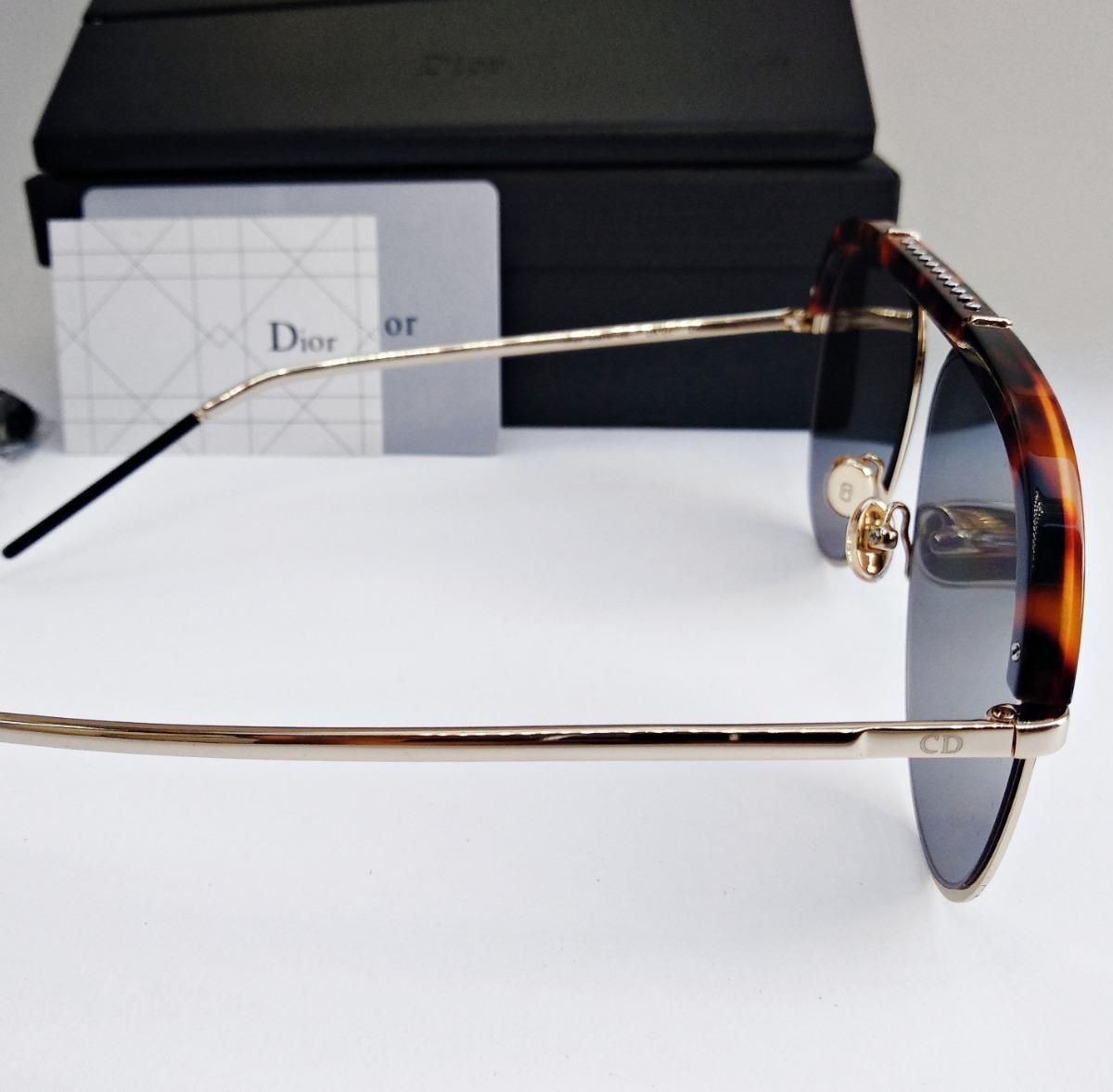 c89b0634615 Óculos De Sol Dior Desertic Kit Completo Pronta Entrega - R  449