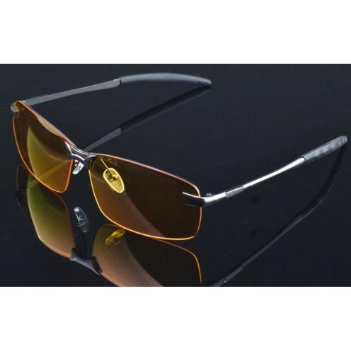 6fd550cb85637 Óculos Sol Dirigir À Noite Lentes Polarizadas Esportes - R  120,00 ...