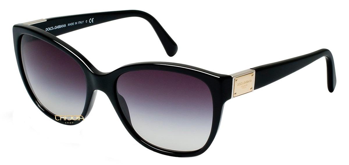 Óculos De Sol Dolce   Gabbana Dg4195 501 8g - R  908,00 em Mercado Livre 769b3cade2