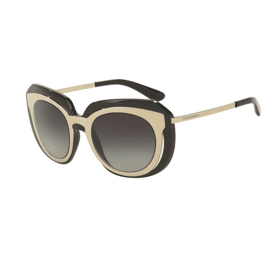 725e070b261cb Óculos De Sol Dolce Gabbana Dg6104 - R  989,00 em Mercado Livre