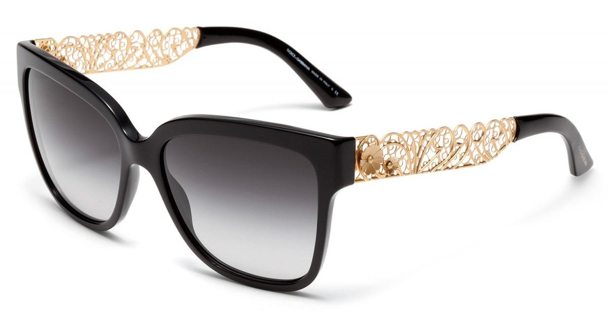 d92e31974327c Óculos De Sol Dolce   Gabbana Dg4212 501 8g - Tam.  56 Mm - R  848 ...