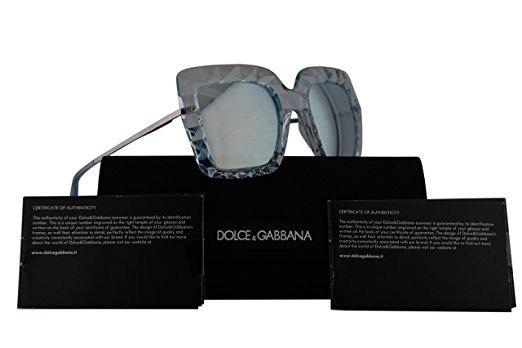 Óculos De Sol Dolce Gabbana Dg6111 Grafite Espelhado - R  349,99 em ... 981013efdb