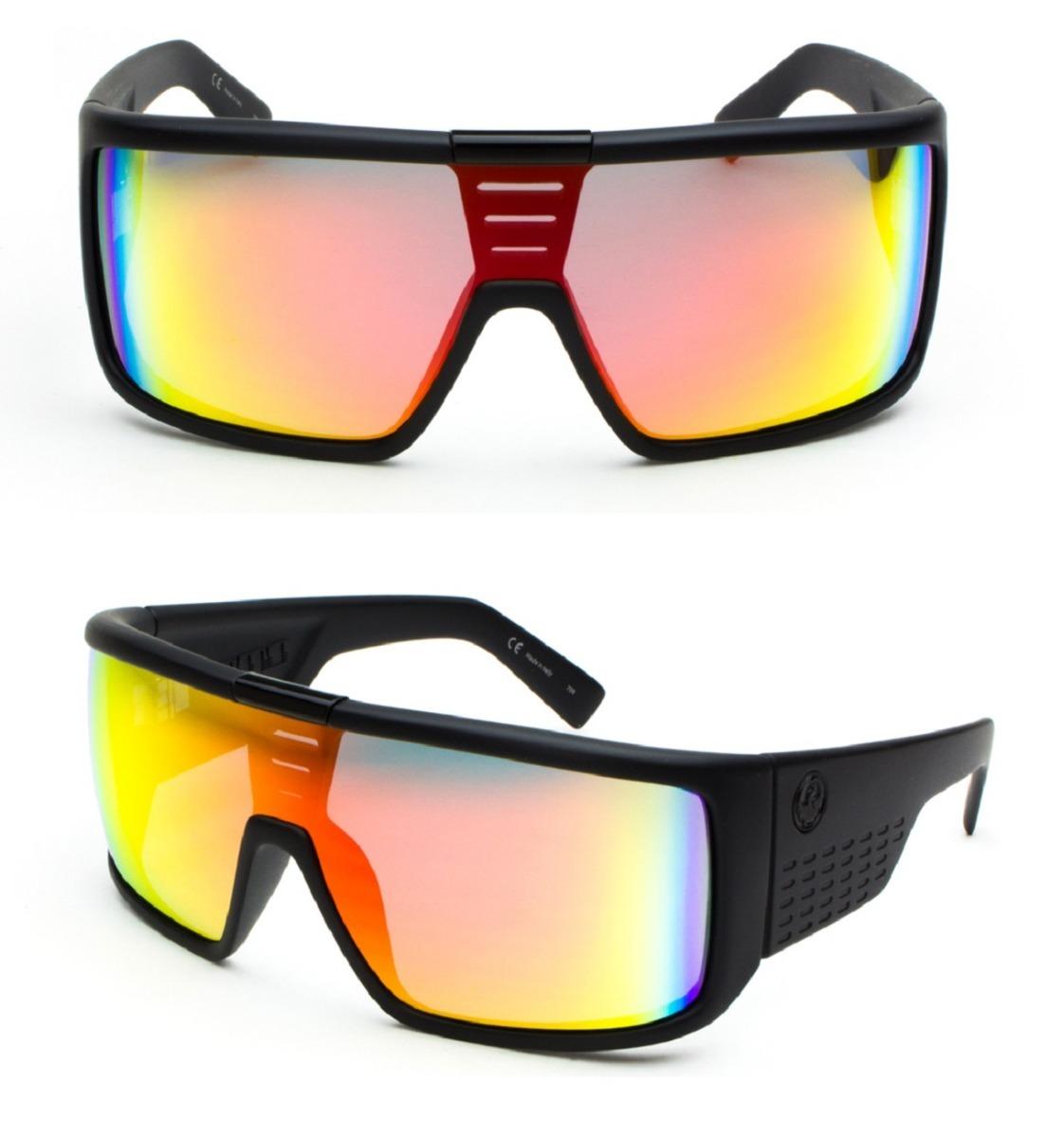 a0dd0b2eef255 Óculos Sol Dragon Domo 100% Original S  Uso Nota Fiscal - R  369