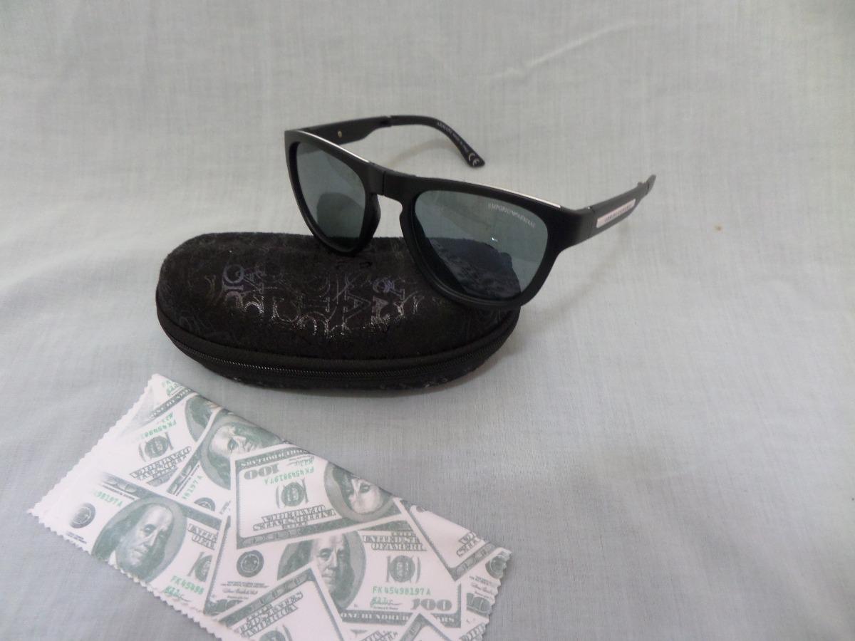 Óculos Sol Empório Armani Dobrável - Novo - R  199,99 em Mercado Livre c4022270b9