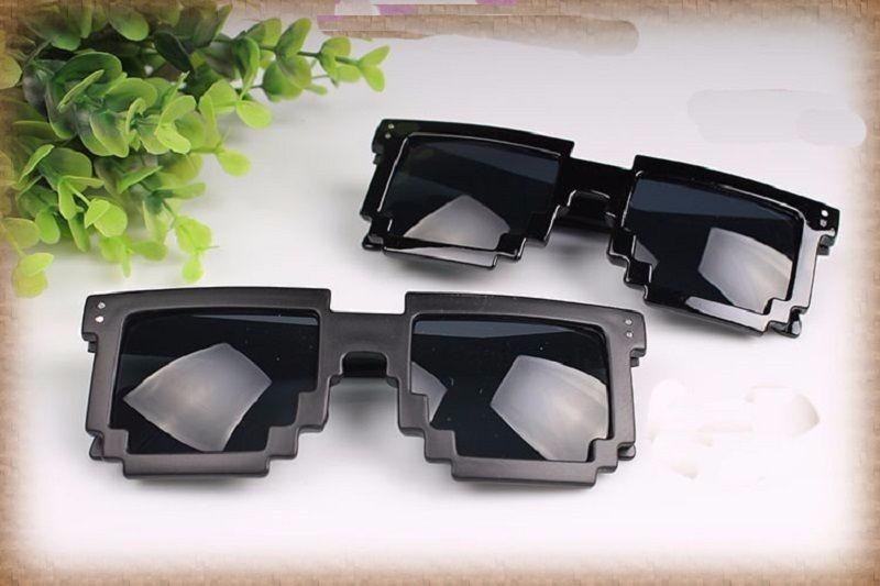 9bd660b755d18 óculos sol escuro 8 bits bit geek nerd pixel pixelado unisex. Carregando  zoom.
