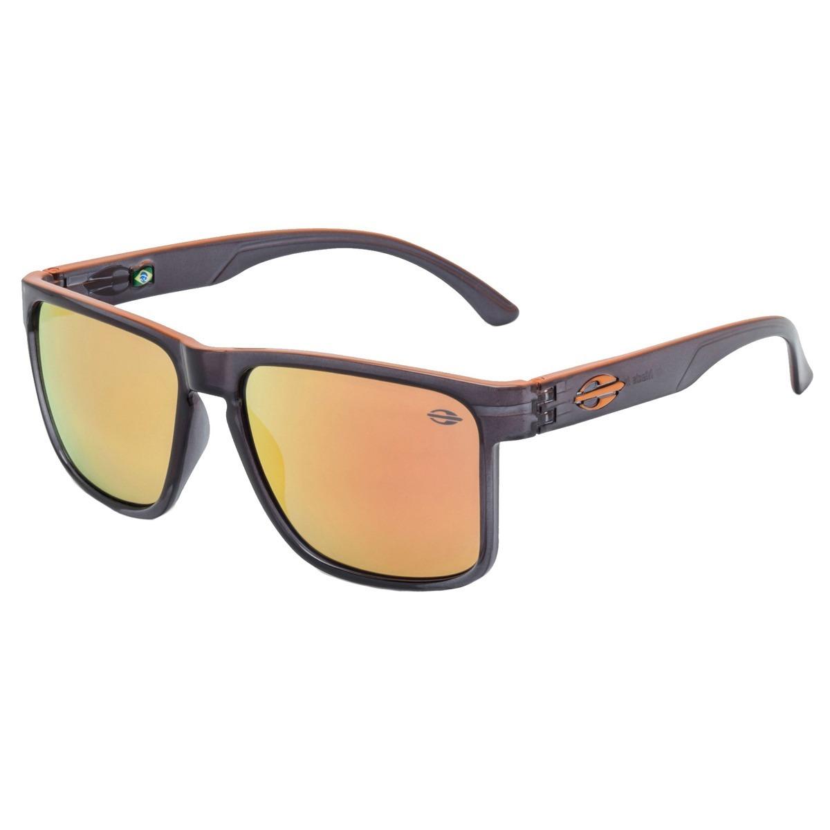 c7238bb9c oculos sol espelhado mormaii monterey original fume laranja. Carregando  zoom.