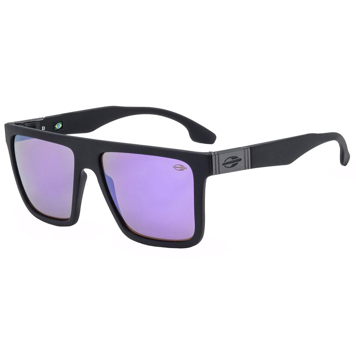 oculos sol espelhado mormaii san francisco preto fosco uv. Carregando zoom. eb9e7a791e
