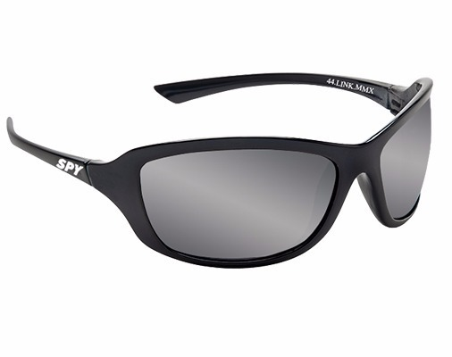 125dbcd395653 Oculos Sol Espelhado Spy Original Link 44 Proteção Uv Cinza - R  154 ...