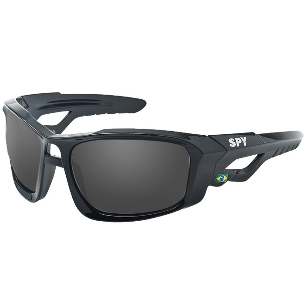 ed28ac35e1616 oculos sol espelhado spy original mana 63 preto brilhante. Carregando zoom.