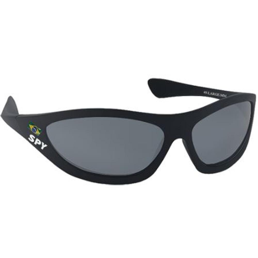 3a6087613 oculos sol esportivo spy large 49 original solar preto fosco. Carregando  zoom.