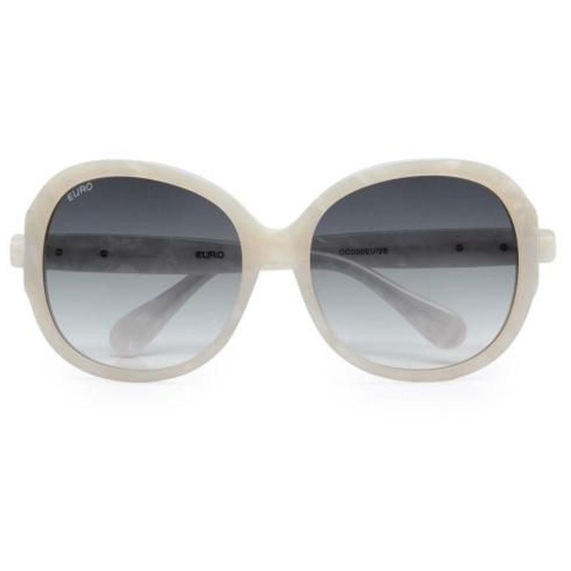 Oculos Sol Euro Lisboa Preto - Oc009eu 2b Feminino - R  162,38 em ... efb08f387e
