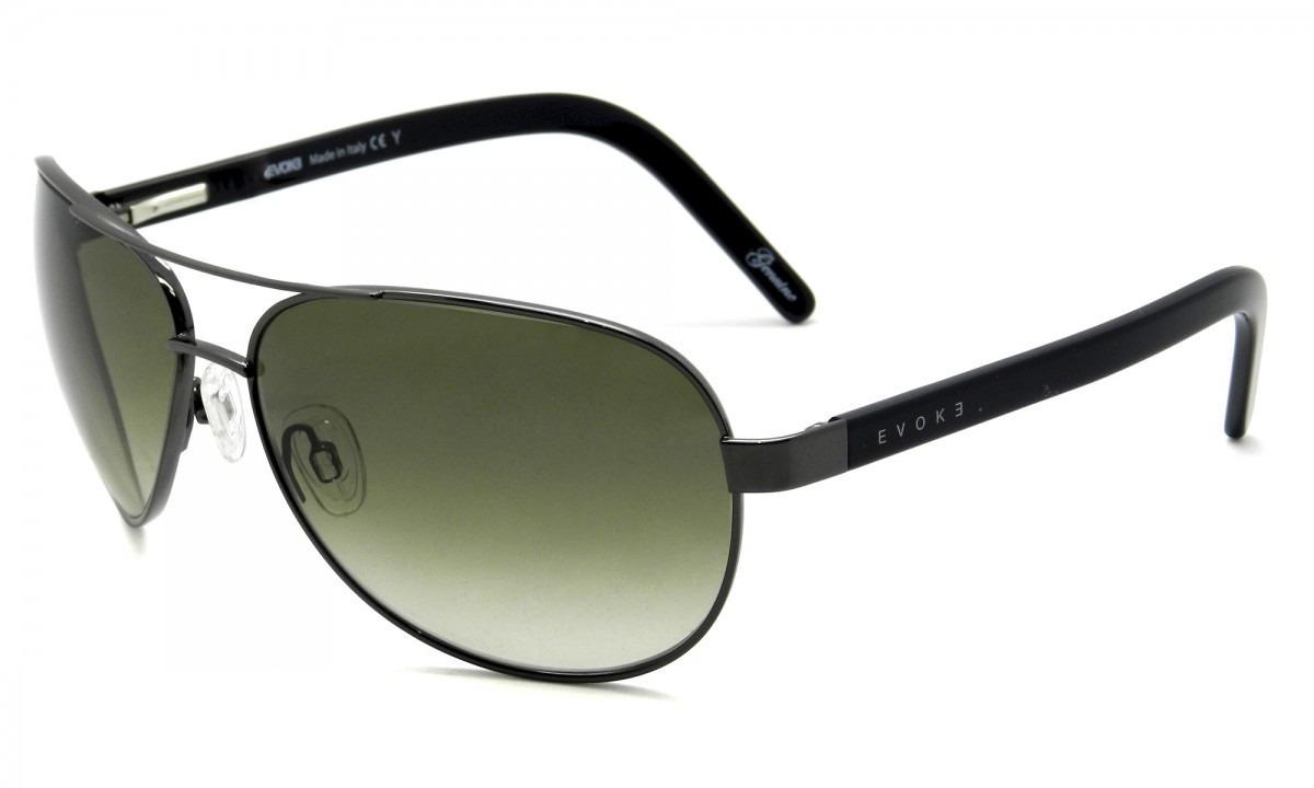 óculos de sol evoke poncherello gun green aviador. Carregando zoom... óculos  sol evoke. Carregando zoom. ce45b9915a