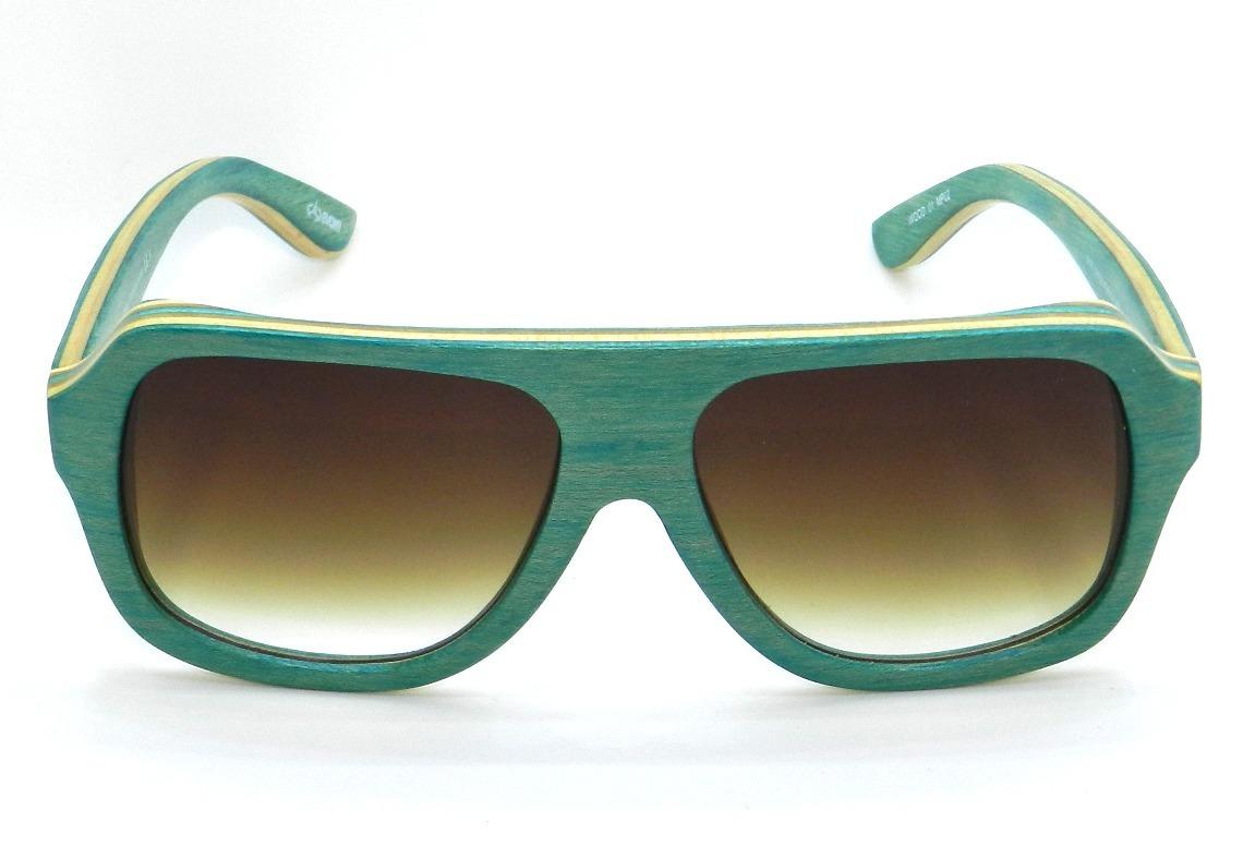 3aabf0e7389eb Carregando zoom... sol evoke oculos. Carregando zoom... oculos de sol evoke  wood series 01 maple collection green