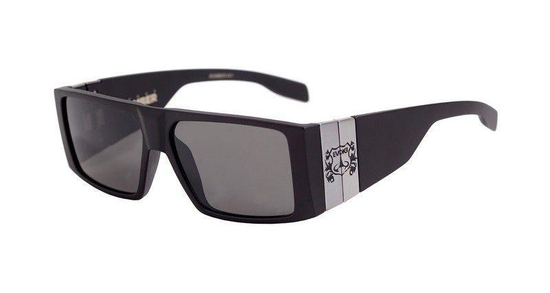 a7deb23439841 Oculos Sol Evoke Bomber Black Matte Gunmetal Gray Total - R  569,00 ...