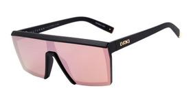 7c7a19277 Oculos Sol Evoke Futurah A12s Preto Fosco Lt Rosa Espelhado