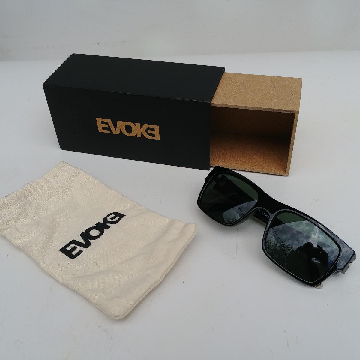 Oculos Sol Evoke Original Pouco Uso Legít Alta Qualid Dispon - R ... a69ae72b2e