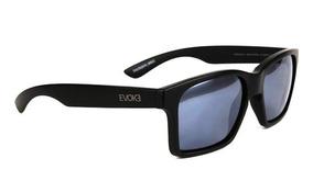 dbf8d0ebc Oculos Sol Evoke Thunder Br02 Preto Prata Espelhada Fosca