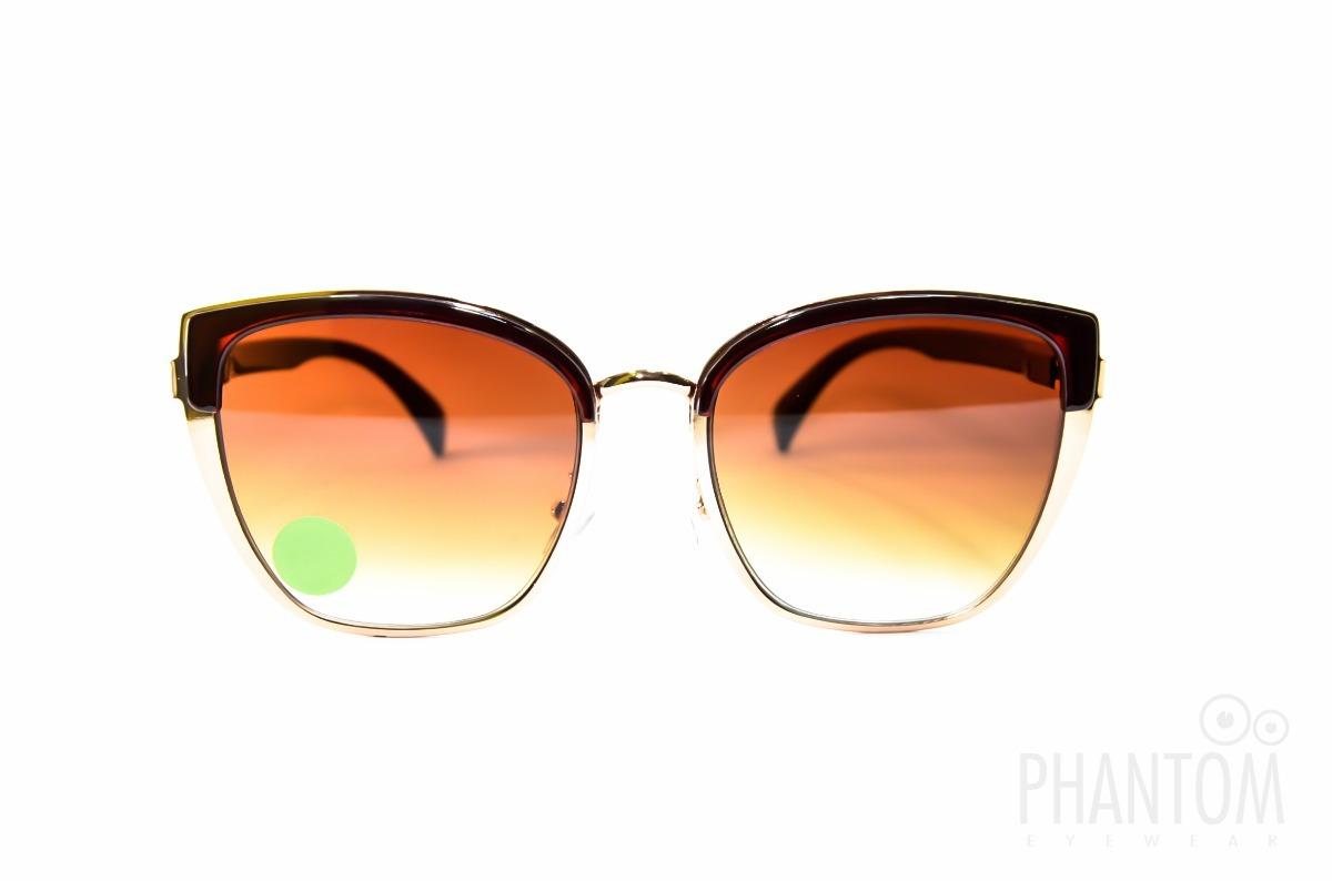 fa7e1d05d355a oculos sol feminino degrade preto grande redondo. Carregando zoom.
